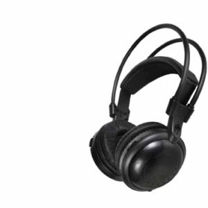 Professional silent disco wireless headphone